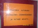 Wystawa prac Jarosława Czerwińskiego