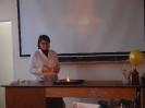 Wycieczka na Wydział Chemii UMK w Toruniu