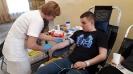 Krew darem życia